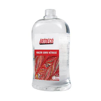 נוזל מוכן לשימוש ליצירה באמנות Ebru